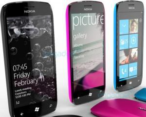 Asa arata primul concept de telefon Nokia cu WP7. L-ati cumpara?