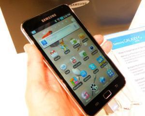 Livrarile de telefoane inteligente au scazut in T1 2011 fata de T4 2010