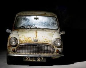 Cel mai vechi Mini nerestaurat din lume, vandut pentru 65.000 de dolari