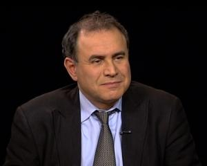 Roubini: Euro trebuie sa ajunga la nivelul dolarului