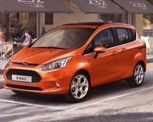 B-Max e Ford la maxim