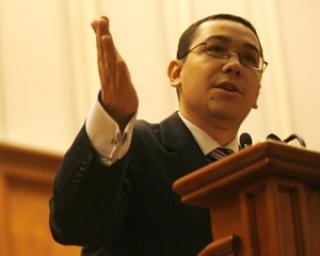 Ponta respinge ideea votului prin corespondenta