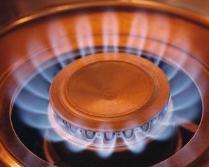 Pentru populatie, pretul gazelor ramane inghetat noua luni