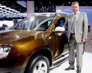 Creatorul Daciei Logan va face o masina ieftina pentru indieni