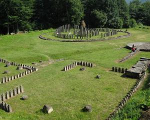 Sarmizegetusa Regia a intrat in administrarea Consiliului Judetean Hunedoara