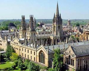 Studentii de la Universitatea Oxford vor invata limba romana
