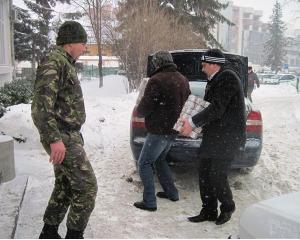 Ajutoare de la Guvern pentru judetele afectate de viscol si ninsori