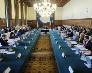 Fonduri de peste 200 de milioane de euro, taiate de guvern pentru proiectele POSDRU, POR si POS Mediu