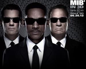 Men in Black III, mai tare decat Avengers in box office