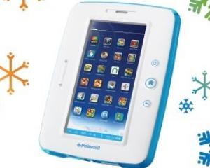Polaroid va comercializa o tableta pentru copii