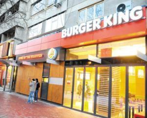 Datoriile Burger King in Romania depasesc 6 milioane de euro