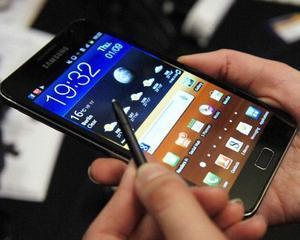 Samsung a livrat 1 milion de dispozitive Galaxy Note