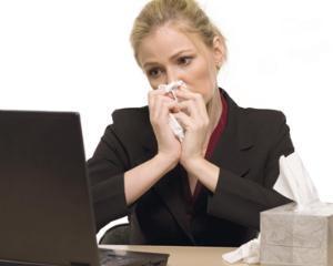 4 modalitati de a controla alergenii la serviciu