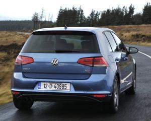Volkswagen va demara productia Mk7 Golf GTI in aceasta primavara