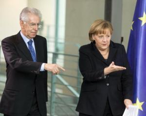 Mario Monti: Avem nevoie de sprijin moral de la Germania, nu de bani