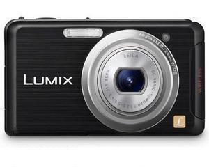 Camera foto Panasonic Lumix FX90 ofera conectivitate Wi-Fi
