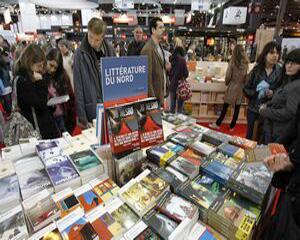 Romania, la Salonul de carte de la Paris