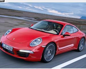 Noul Porsche 911 a ajuns si in Romania. Preturile incep de la 97.560 de euro