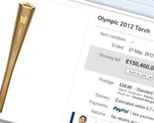 Torta Olimpica, victima unei pacaleli de 150.000 lire sterline