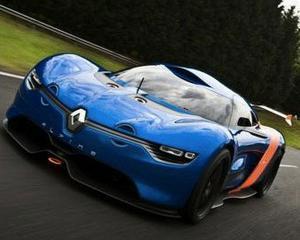 Renault si Caterham vor relansa celebra marca Alpine
