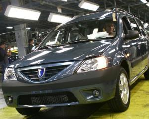 Stagii de practica la Dacia pentru 70 de studenti
