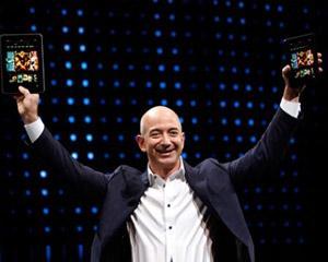 Editorial Florin Campeanu: Jeff Bezos, de la carti la cloud