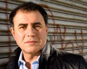 Roubini: Zona Euro isi pune la bataie casa, pentru a-si salva garajul