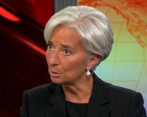 Lagarde, FMI: Mai sunt doar trei luni in care moneda euro poate fi salvata
