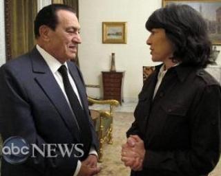 Mubarak: Daca voi pleca, tara va fi in haos