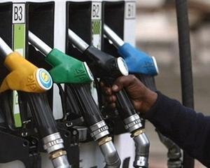 Un sortiment de benzina al Lukoil este mai scump cu zece bani
