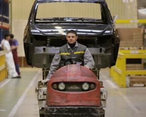 Renault a deschis o banca in Rusia, in urma unei investitii de 400 milioane de dolari