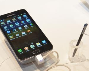Samsung Galaxy Note va primi Android 4.0 ICS in T2 din 2012