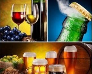 Lucruri interesante despre bere si vin