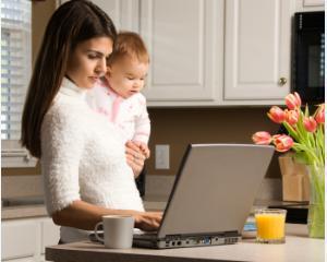 Cum sa fii mai productiv atunci cand lucrezi de acasa