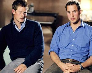 Printul Harry va fi cavalerul de onoare al lui William