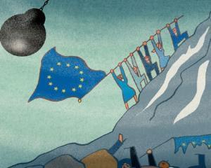 Guvernele europene au ramas fara optiuni si sunt intre ciocan si nicovala