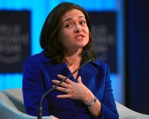 Sheryl Sandberg, Facebook: Am un program de lucru absolut normal