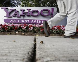 Al treilea trimestru: Profitul Yahoo! a scazut cu 26%. Seful Microsoft spune ca a avut noroc ca n-a cumparat compania in 2008