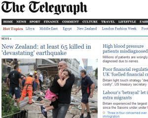 Telegraph.co.uk ar putea fi accesat numai pe bani din toamna