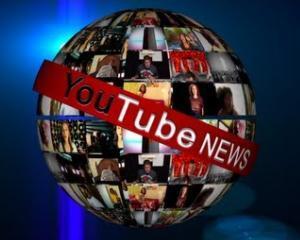 2012 a fost anul stirilor pe YouTube