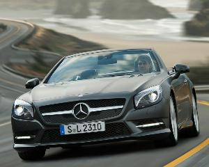 Noul Mercedes SL a ajuns si in Romania. Preturile incep de la 97.000 de euro