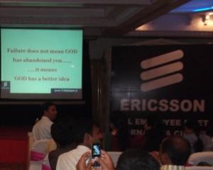 Ericsson se va ocupa de retelele de telecomunicatii din nordul si vestul Indiei