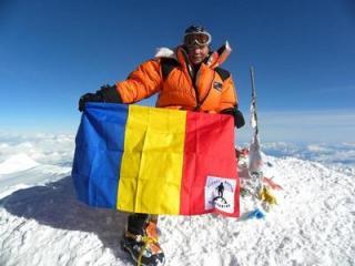 A cucerit Antarctica la 16 ani