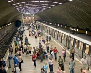 Finantele imprumuta Metrorex cu 40 de milioane de euro
