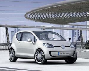 Skoda ataca segmentul mini alaturi de fratele Volkswagen Up