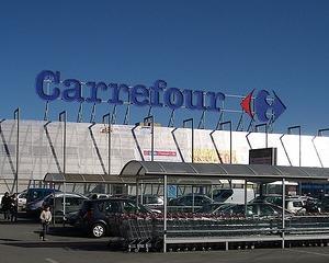Carrefour a inregistrat o pierdere neta de 249 milioane euro in primele sase luni ale anului