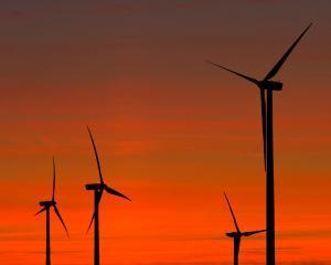 Capacitatea eoliana globala se va tripla pana in 2017