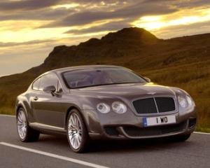 Bentley se retrage temporar din Romania