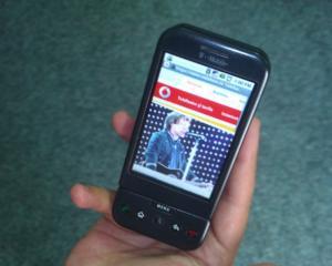 Vodafone creste viteza internetului mobil la 43,2 Mbps, in trei orase