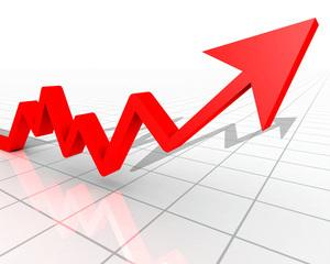 Deficitul extren a scazut cu 18,9 procente